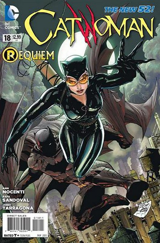 Cover of Catwoman (Vol 3) #18. One of 250,000 Vintage American Comics on sale from Krypton!