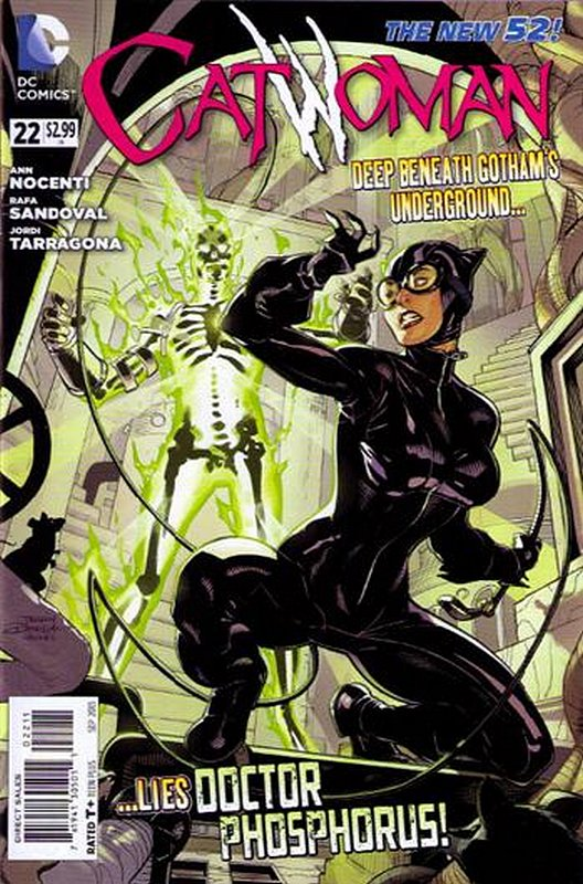 Cover of Catwoman (Vol 3) #22. One of 250,000 Vintage American Comics on sale from Krypton!