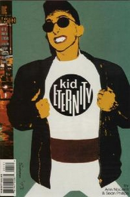 Cover of Kid Eternity (Vol 2) #11. One of 250,000 Vintage American Comics on sale from Krypton!