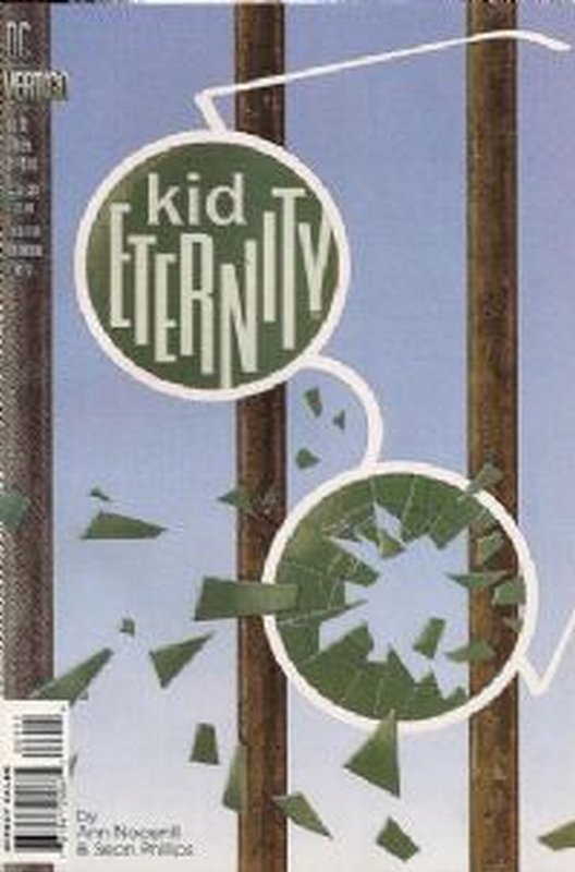 Cover of Kid Eternity (Vol 2) #9. One of 250,000 Vintage American Comics on sale from Krypton!