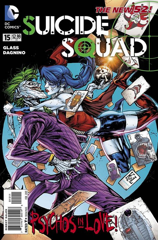 Cover of Suicide Squad (Vol 3) #15. One of 250,000 Vintage American Comics on sale from Krypton!