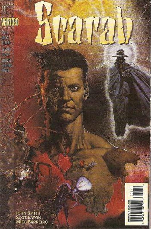 Cover of Scarab (1993 Ltd) #2. One of 250,000 Vintage American Comics on sale from Krypton!