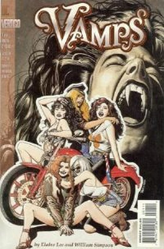 Cover of Vamps (1994 Ltd) #1. One of 250,000 Vintage American Comics on sale from Krypton!