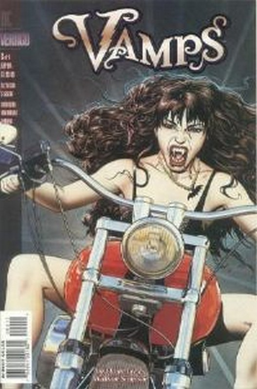 Cover of Vamps (1994 Ltd) #2. One of 250,000 Vintage American Comics on sale from Krypton!