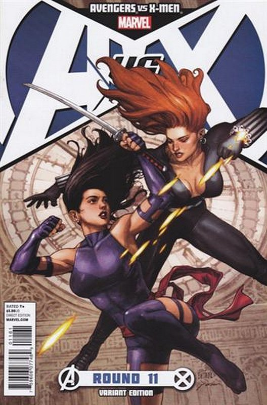 Cover of Avengers vs X-Men (2012 Ltd) #11. One of 250,000 Vintage American Comics on sale from Krypton!