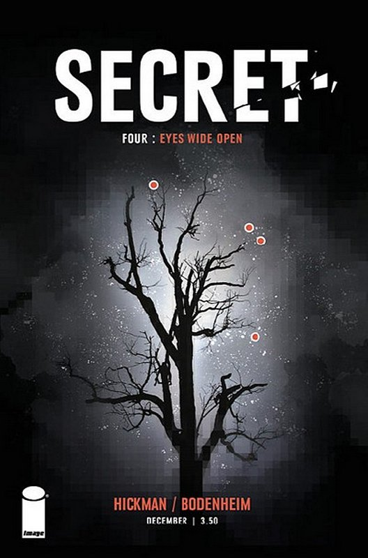 Cover of Secret (Vol 1) (Image) #4. One of 250,000 Vintage American Comics on sale from Krypton!