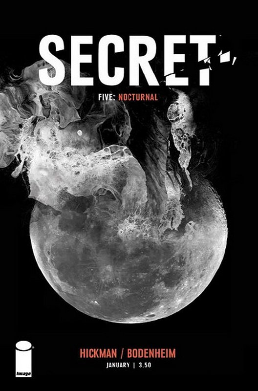 Cover of Secret (Vol 1) (Image) #5. One of 250,000 Vintage American Comics on sale from Krypton!