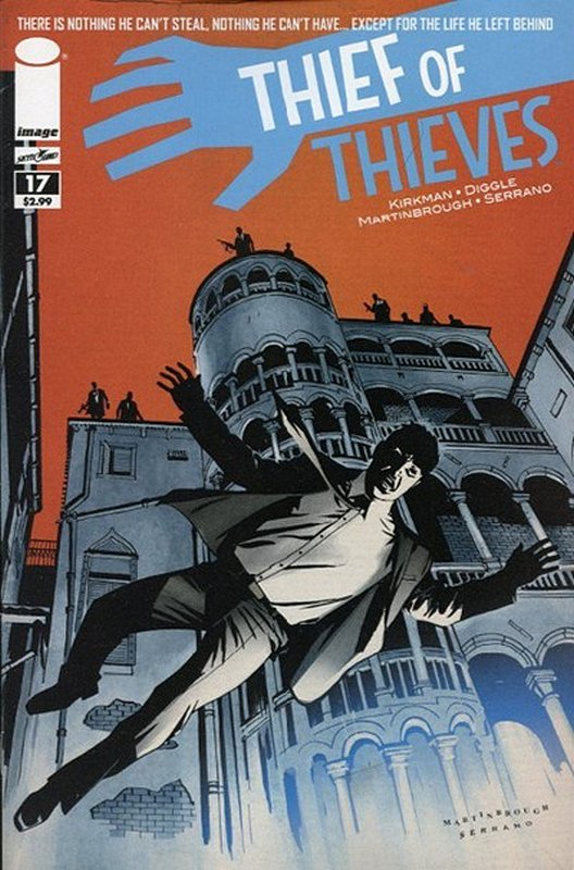 Cover of Thief of Thieves (Vol 1) #17. One of 250,000 Vintage American Comics on sale from Krypton!