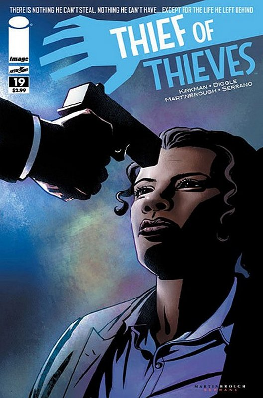 Cover of Thief of Thieves (Vol 1) #19. One of 250,000 Vintage American Comics on sale from Krypton!