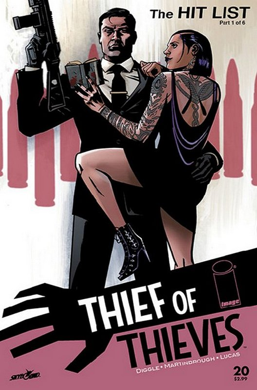 Cover of Thief of Thieves (Vol 1) #20. One of 250,000 Vintage American Comics on sale from Krypton!
