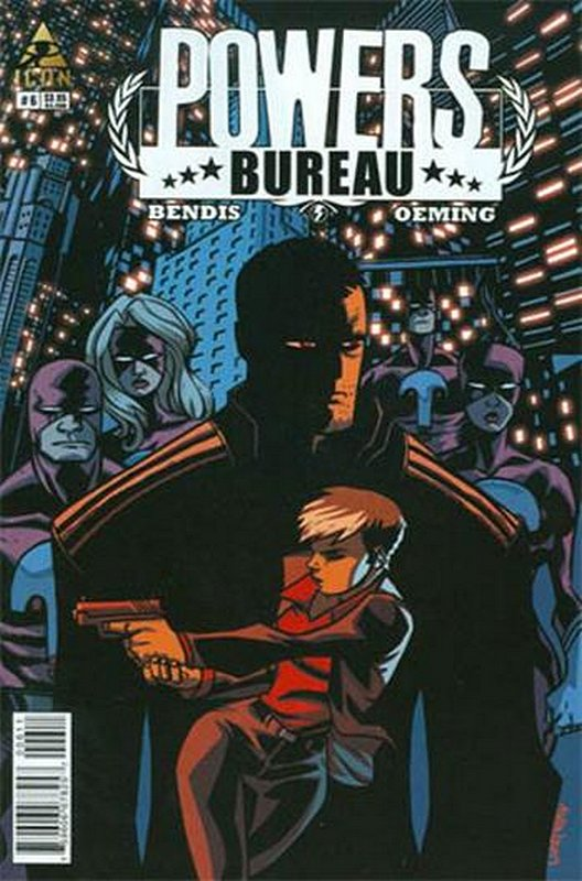 Cover of Powers Bureau (Vol 1) #6. One of 250,000 Vintage American Comics on sale from Krypton!