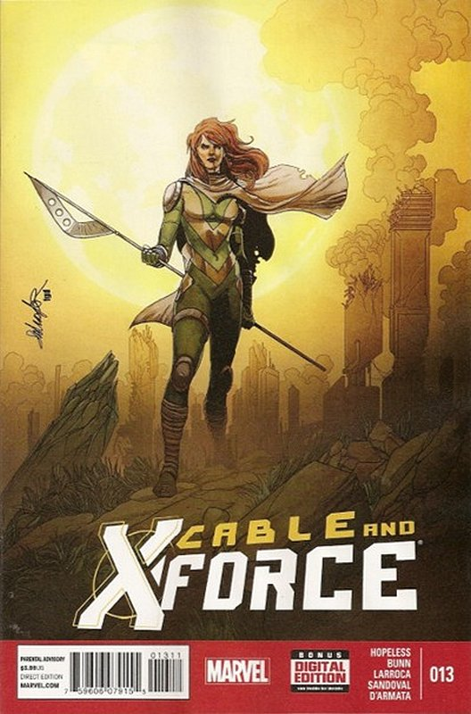 Cover of Cable & X-Force (Vol 1) #13. One of 250,000 Vintage American Comics on sale from Krypton!