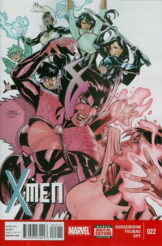 Cover of X-Men (Vol 2) #22. One of 250,000 Vintage American Comics on sale from Krypton!