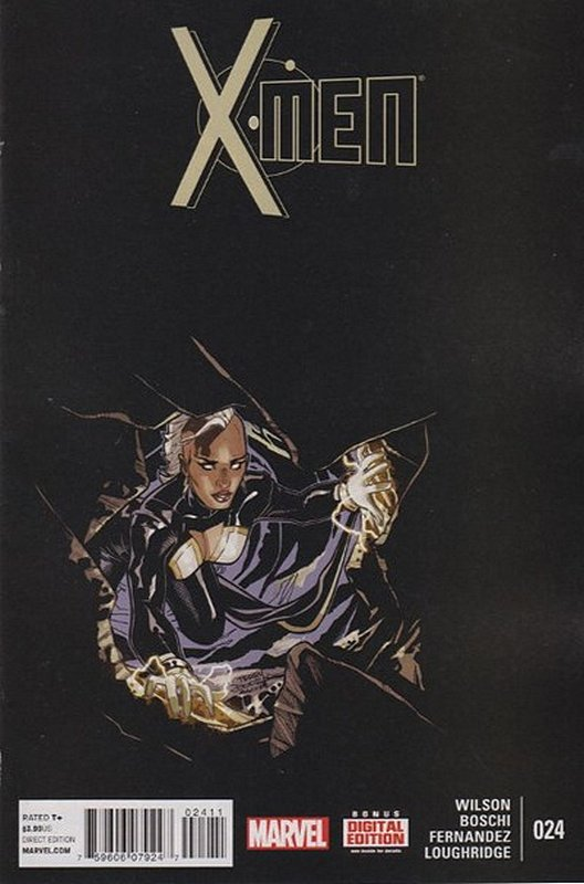 Cover of X-Men (Vol 2) #24. One of 250,000 Vintage American Comics on sale from Krypton!