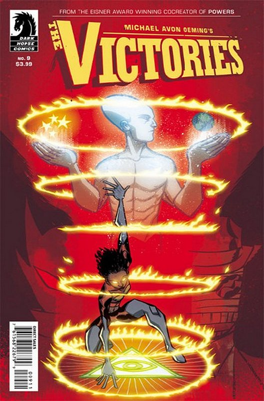 Cover of Victories (Vol 1 Transhuman #9. One of 250,000 Vintage American Comics on sale from Krypton!