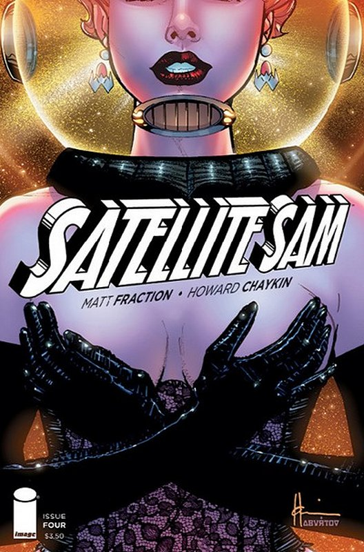 Cover of Satellite Sam (Vol 1) #4. One of 250,000 Vintage American Comics on sale from Krypton!