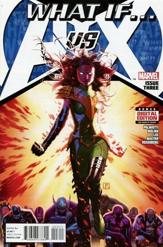 Cover of What if? AVX (2013 Ltd) #3. One of 250,000 Vintage American Comics on sale from Krypton!