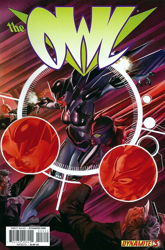 Cover of Owl (2013 Ltd) #3. One of 250,000 Vintage American Comics on sale from Krypton!