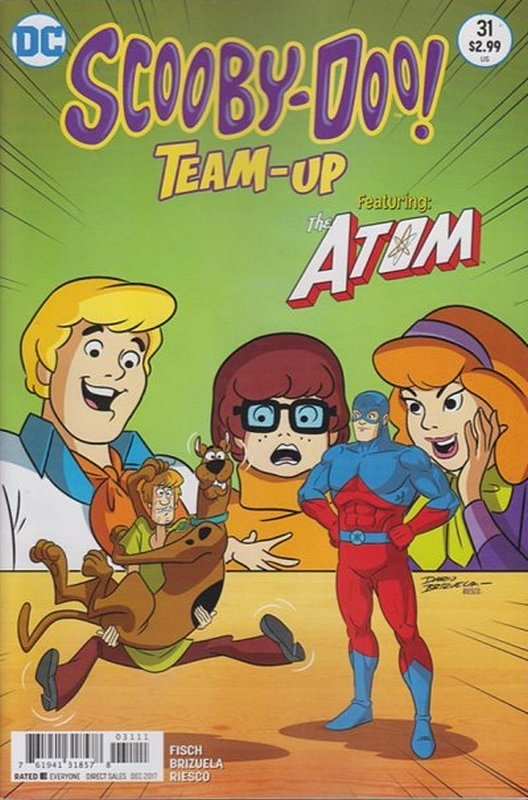 Cover of Scooby Doo: Team-Up (Vol 1) #31. One of 250,000 Vintage American Comics on sale from Krypton!