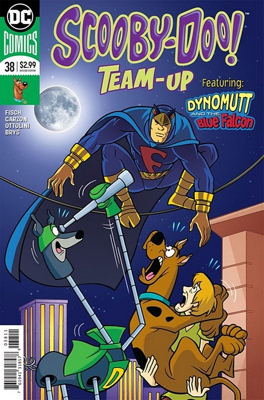 Cover of Scooby Doo: Team-Up (Vol 1) #38. One of 250,000 Vintage American Comics on sale from Krypton!