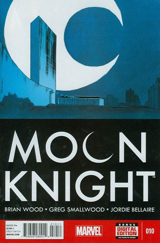 Cover of Moon Knight (Vol 6) #10. One of 250,000 Vintage American Comics on sale from Krypton!