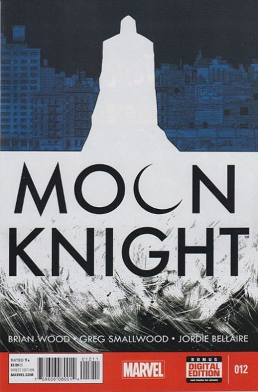Cover of Moon Knight (Vol 6) #12. One of 250,000 Vintage American Comics on sale from Krypton!