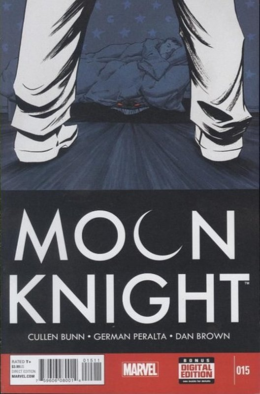 Cover of Moon Knight (Vol 6) #15. One of 250,000 Vintage American Comics on sale from Krypton!