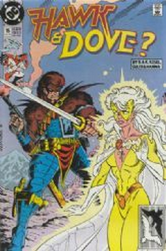 Cover of Hawk & Dove (Vol 2) The #15. One of 250,000 Vintage American Comics on sale from Krypton!