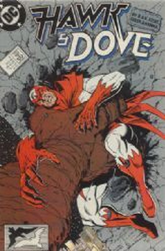 Cover of Hawk & Dove (Vol 2) The #7. One of 250,000 Vintage American Comics on sale from Krypton!