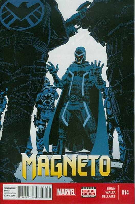 Cover of Magneto (Vol 1) #14. One of 250,000 Vintage American Comics on sale from Krypton!