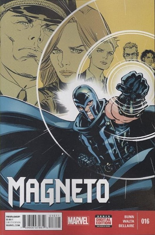 Cover of Magneto (Vol 1) #16. One of 250,000 Vintage American Comics on sale from Krypton!