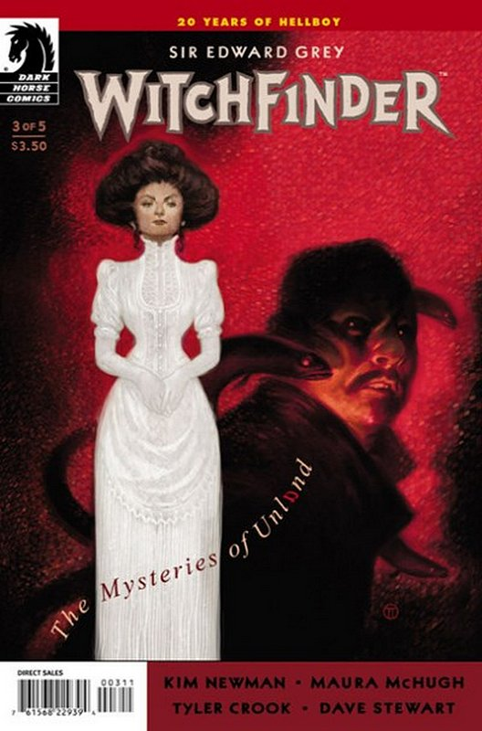 Cover of Witchfinder: Mysteries of Unland (2014 Ltd) #3. One of 250,000 Vintage American Comics on sale from Krypton!