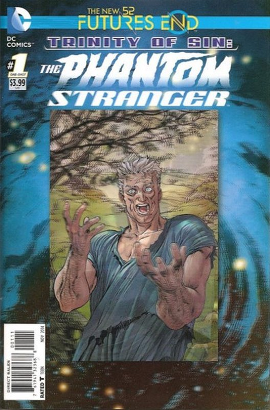 Cover of Phantom Stranger: Futures End (2014 One Shot) #1. One of 250,000 Vintage American Comics on sale from Krypton!