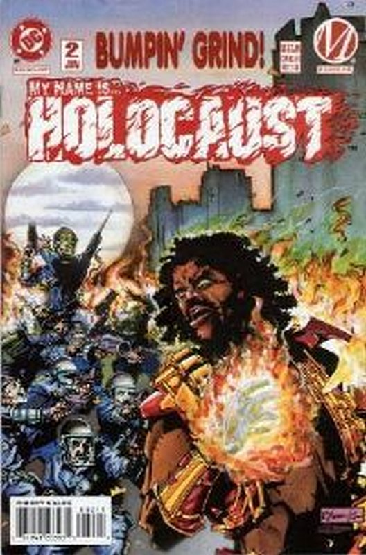 Cover of Holocaust (Vol 1) My Name is #2. One of 250,000 Vintage American Comics on sale from Krypton!