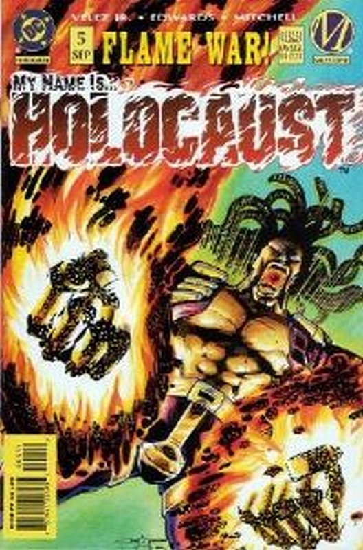 Cover of Holocaust (Vol 1) My Name is #5. One of 250,000 Vintage American Comics on sale from Krypton!
