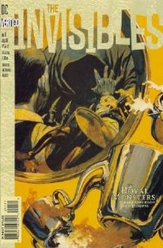 Cover of Invisibles (Vol 1) #11. One of 250,000 Vintage American Comics on sale from Krypton!