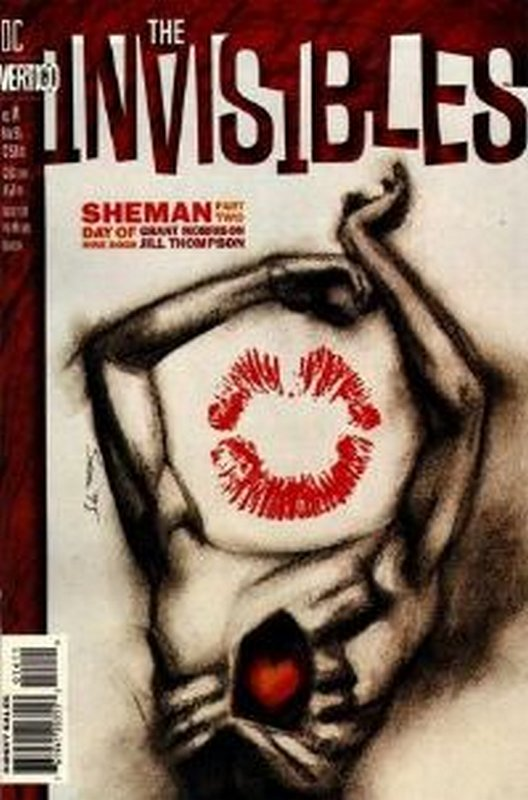 Cover of Invisibles (Vol 1) #14. One of 250,000 Vintage American Comics on sale from Krypton!