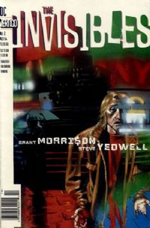 Cover of Invisibles (Vol 1) #2. One of 250,000 Vintage American Comics on sale from Krypton!
