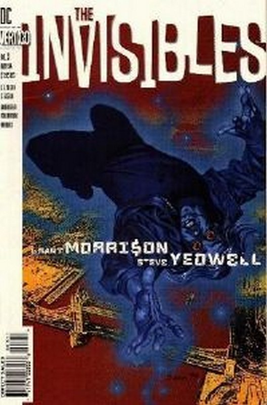 Cover of Invisibles (Vol 1) #3. One of 250,000 Vintage American Comics on sale from Krypton!