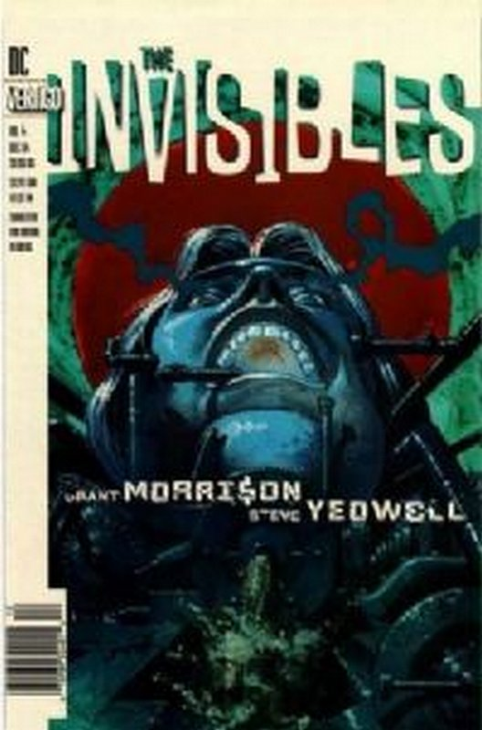 Cover of Invisibles (Vol 1) #4. One of 250,000 Vintage American Comics on sale from Krypton!