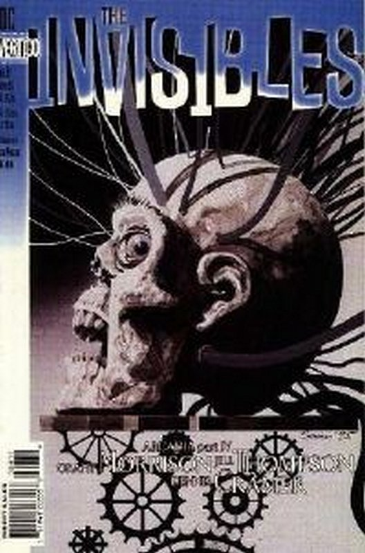 Cover of Invisibles (Vol 1) #8. One of 250,000 Vintage American Comics on sale from Krypton!