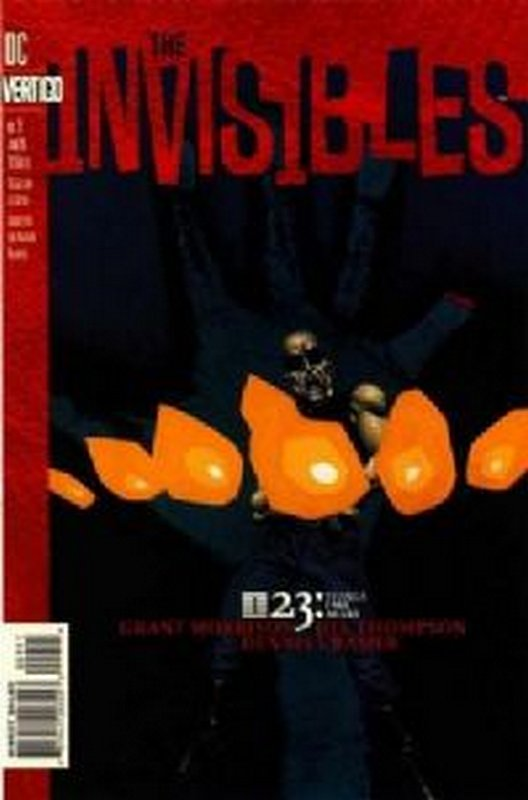 Cover of Invisibles (Vol 1) #9. One of 250,000 Vintage American Comics on sale from Krypton!