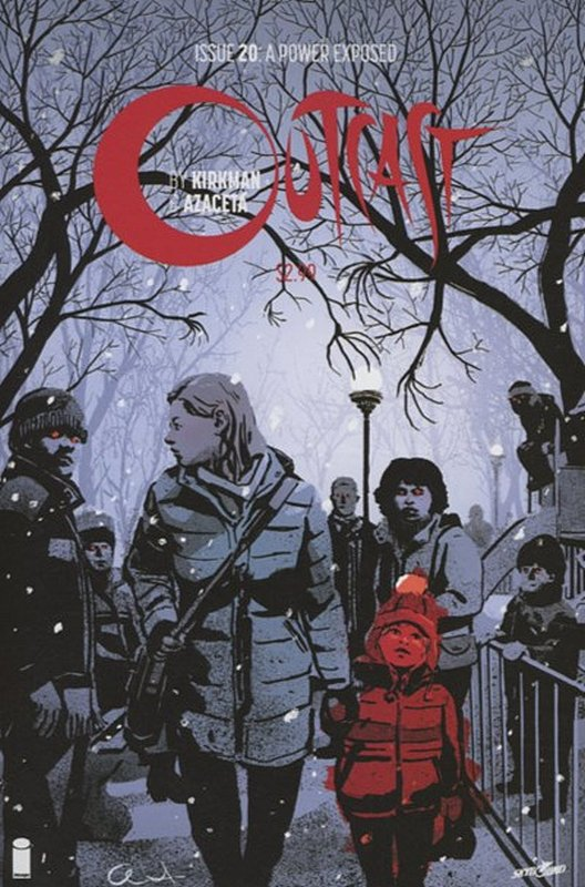 Cover of Outcast (Image) (Vol 1) #20. One of 250,000 Vintage American Comics on sale from Krypton!