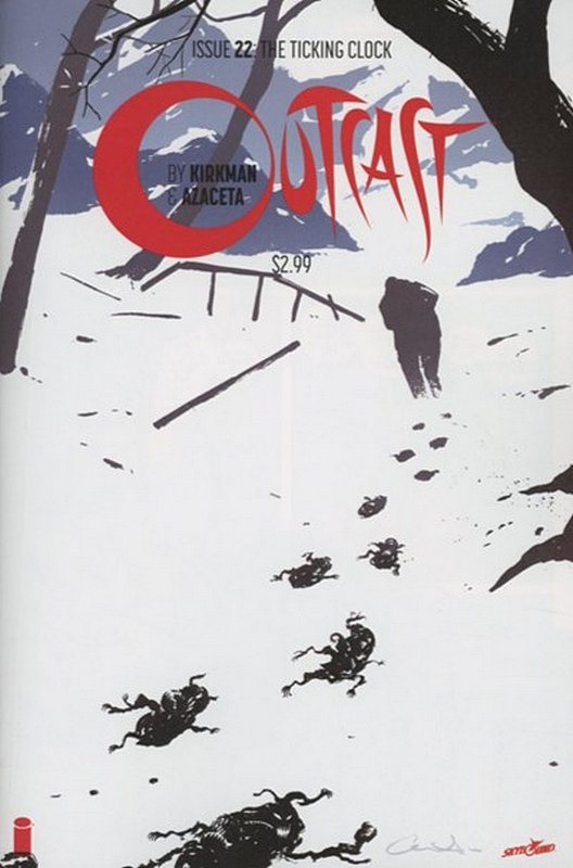 Cover of Outcast (Image) (Vol 1) #22. One of 250,000 Vintage American Comics on sale from Krypton!