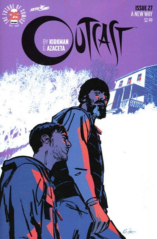 Cover of Outcast (Image) (Vol 1) #27. One of 250,000 Vintage American Comics on sale from Krypton!