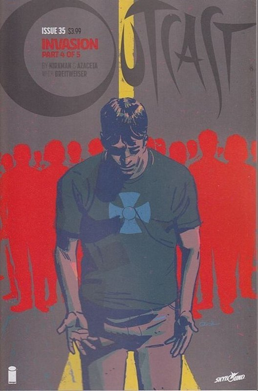 Cover of Outcast (Image) (Vol 1) #35. One of 250,000 Vintage American Comics on sale from Krypton!