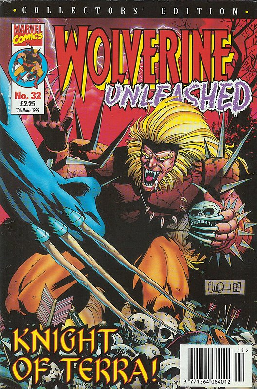 Cover of Wolverine Unleashed (Vol 1) (UK) #32. One of 250,000 Vintage American Comics on sale from Krypton!