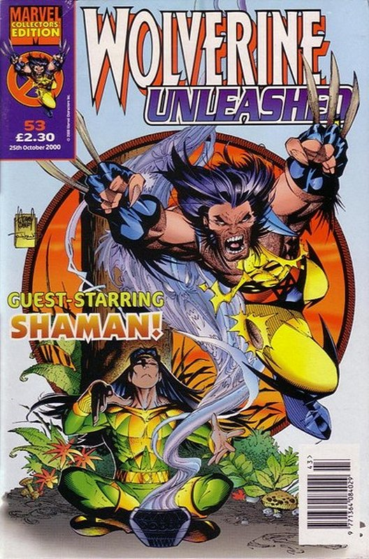 Cover of Wolverine Unleashed (Vol 1) (UK) #53. One of 250,000 Vintage American Comics on sale from Krypton!