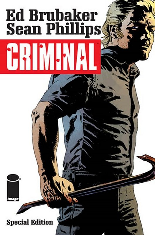 Cover of Criminal: Special Edition (2015 One Shot) #1. One of 250,000 Vintage American Comics on sale from Krypton!