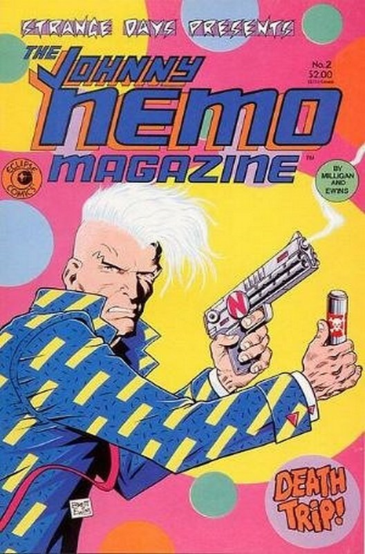 Cover of Johnny Nemo (1985 Ltd) #2. One of 250,000 Vintage American Comics on sale from Krypton!